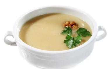 Zupa orzechowa.