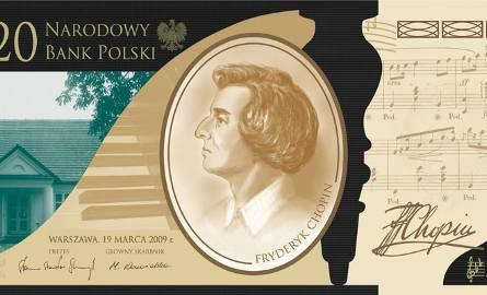 Nowy polski banknot. Zobacz, jak będzie wyglądał (zdjęcia)