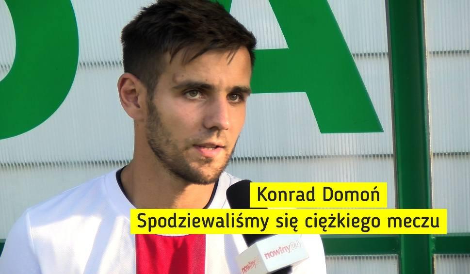 Film do artykułu: Regionalny Puchar Polski. Konrad Domoń, kapitan Resovii: Chciałbym zagrać z markowym rywalem. To by było spore wydarzenie dla Rzeszowa