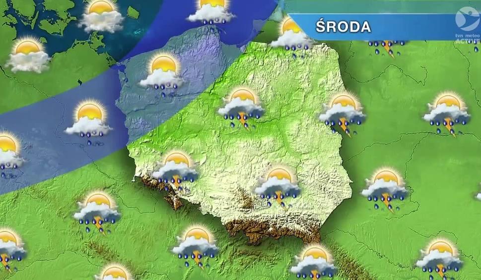 Film do artykułu: Pogoda w Opolu i na Opolszczyźnie. W środę gorąco, ale może padać
