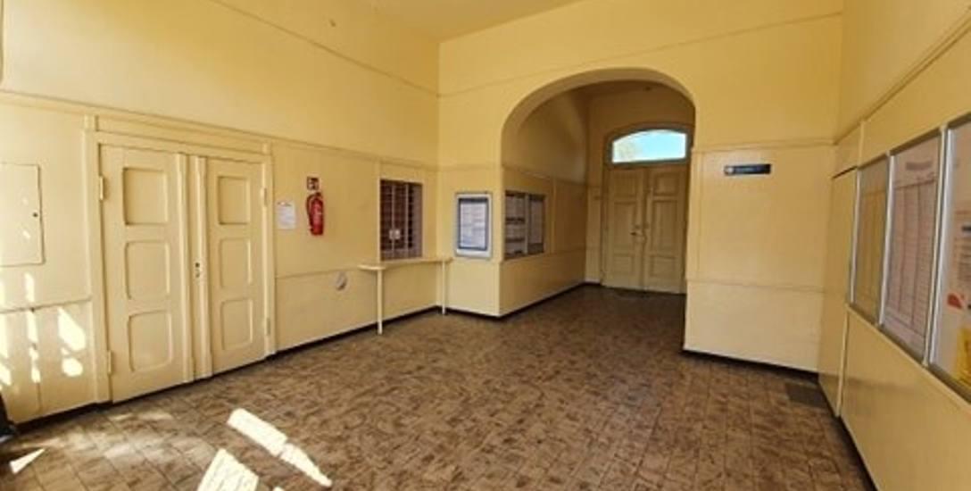 Na stacji w Babimoście zmodernizowany zostanie nie tylko zabytkowy dworzec, zmienią się też perony, rozjazdy, tory...