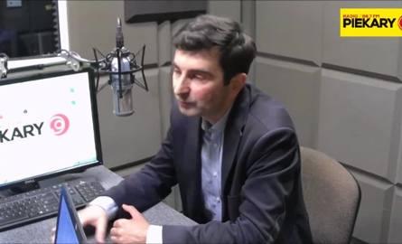 Marek Wójcik, poseł Platformy Obywatelskiej, jako Gość Dnia DZ i Radia Piekary