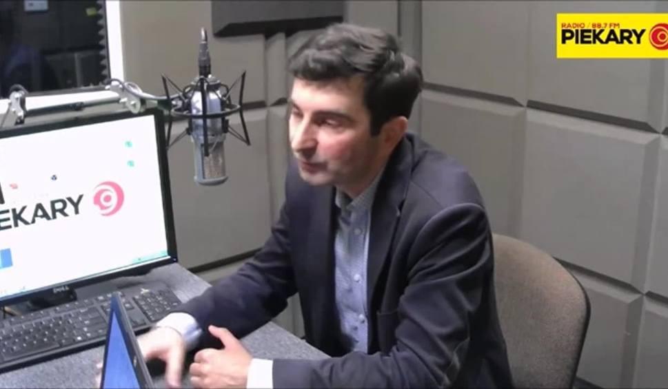 Film do artykułu: Marek Wójcik: Senator Piechota gra na wyjście z PO GOŚĆ DNIA DZ I RADIA PIEKARY