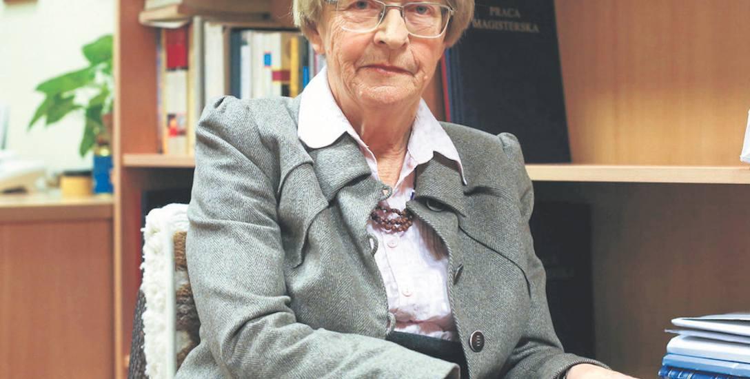 Prof. Małgorzata Czermińska: Choć prof. Janion określała siebie jako materialistkę, to stale mówiła o prymacie ducha nad materią