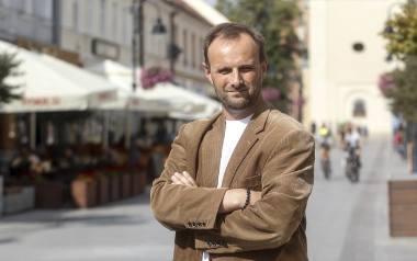 O kulisach rekrutacji i pracy w branży IT. Rozmowa z Łukaszem Delikat, szefem oddziału Symphony Solutions w Rzeszowie.