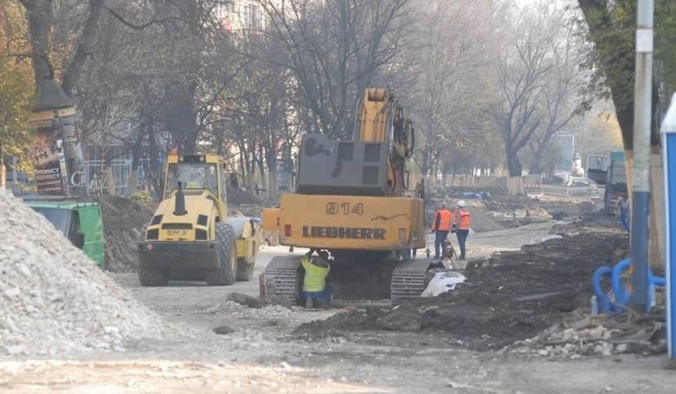 Film do artykułu: Kraków. Drugi etap przebudowy torowiska do Bronowic rozpocznie się później