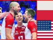 Polska USA relacja na żywo Wynik meczu POLSKA USA. USA Polska LIVE [stream, transmisja] 29.09.18