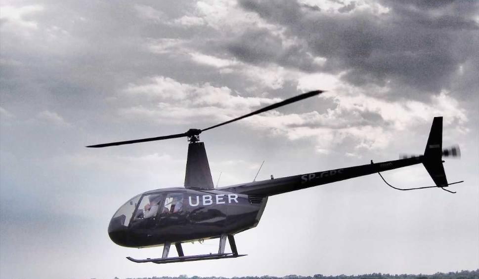 Film do artykułu: UBER HELIKOPTER KATOWICE: Jak zamówić lot helikopterem? INSTRUKCJA