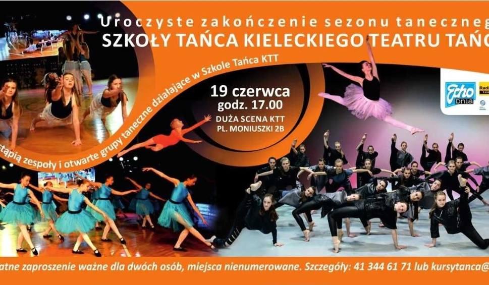 Film do artykułu: Wyjątkowy pokaz uczniów Szkoły Tańca Kieleckiego Teatru Tańca już we wtorek i środę. Wstęp bezpłatny
