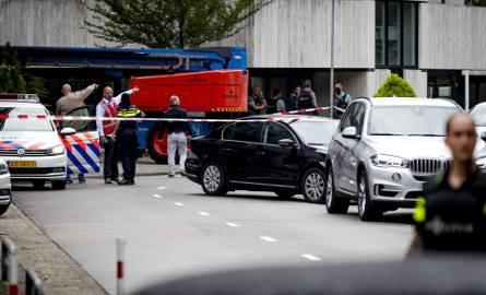 Holandia: Mężczyzna wziął zakładniczkę w siedzibie radia 3FM w Hilversum. Został aresztowany [WIDEO]