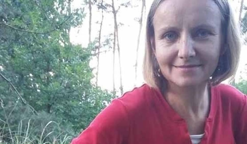 Film do artykułu: Tajemnicze zaginięcie kobiety w Łupicach koło Sławy. Urszula Urbańska ostatni raz widziana była w środę, 7 listopada [ZDJĘCIA]
