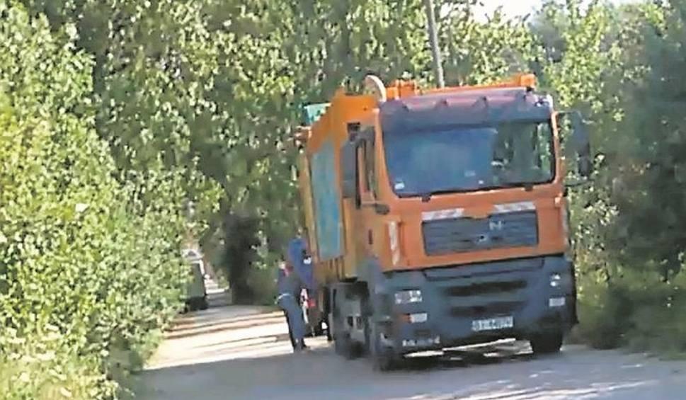 Film do artykułu: Zostały plamy na jezdni i smród. MPO się wypiera, Lech bagatelizuje (zdjęcia, wideo)
