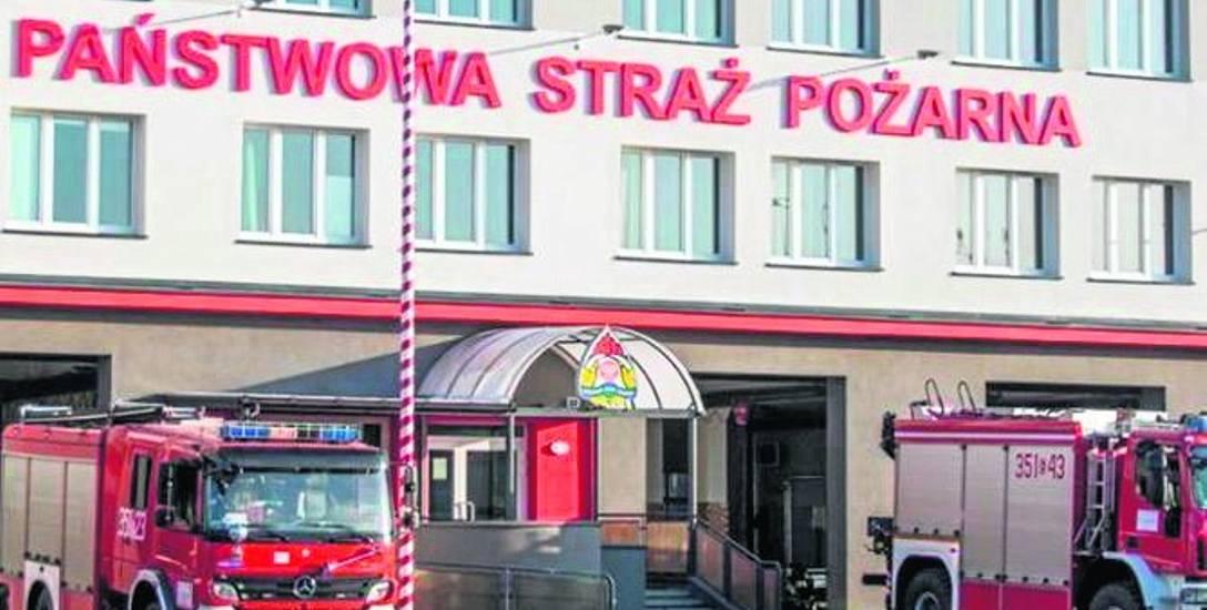 Miasto przekaże pieniądze na zakup wozu gaśniczego dla PSP w Skierniewicach
