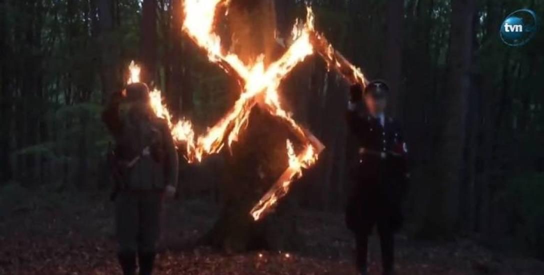 Jest pierwszy akt oskarżenia za propagowanie nazizmu