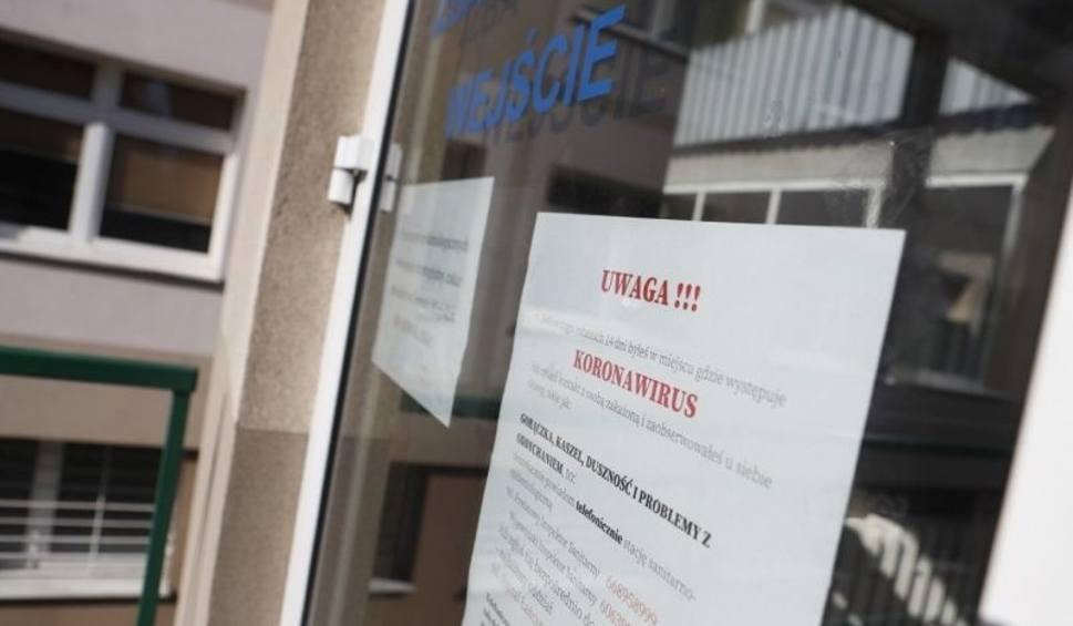 Film do artykułu: Izba Przyjęć w Szpitalu Miejskim w Rzeszowie otwarta. Pacjent nie miał koronawirusa
