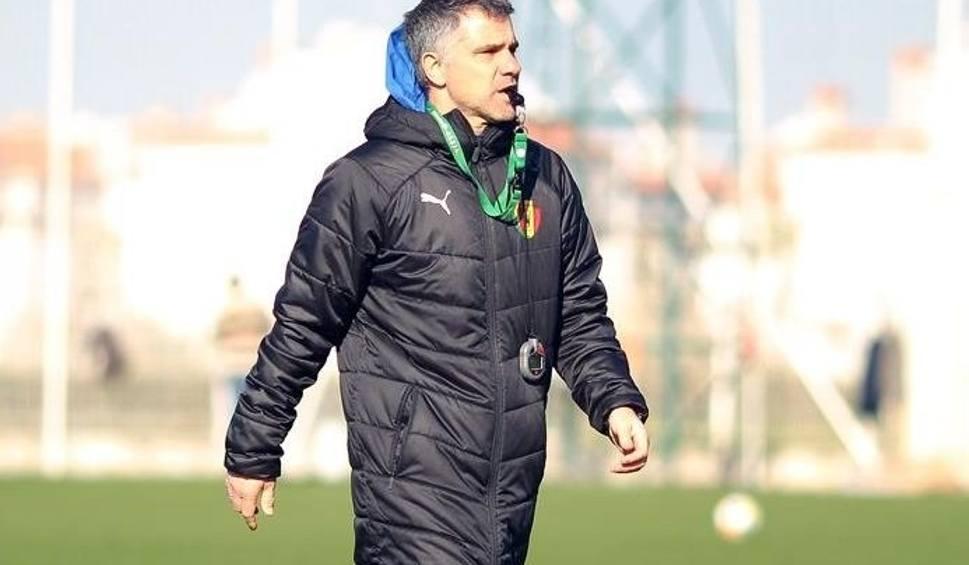 Film do artykułu: Trener Korony Gino Lettieri ocenia Forbesa po czterech golach w Turcji