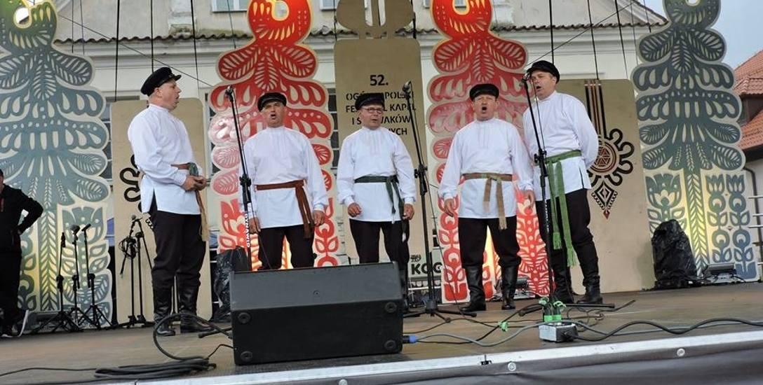 Festiwal w Kazimierzu Dolnym. Kompania Męska z Kalinówki Kościelnej z główną nagrodą (zdjęcia)