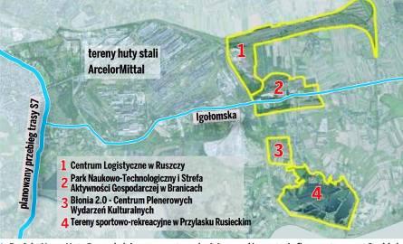 Kraków. Jest 88 mln dla Nowej Huty