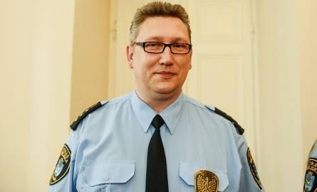 Piotr Draniczarek został uznany za najlepszego strażnika miejskiego 2016 roku