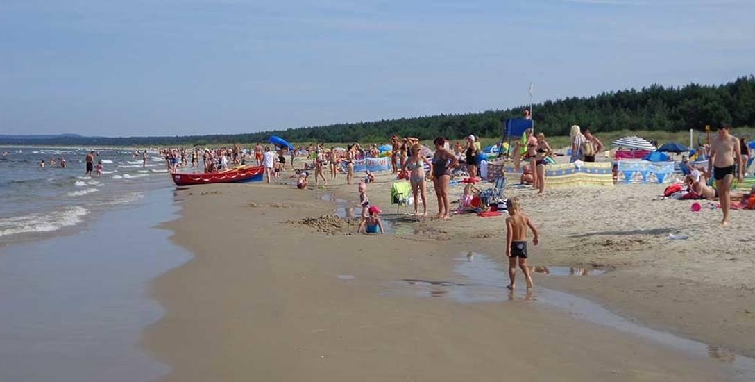 Nie ma drugiej takiej plaży na polskim wybrzeżu