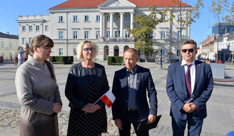 Film do artykułu: Magdalena Fogiel-Litwinek, szefowa Kukiz 15 apeluje o uczciwą kampanię