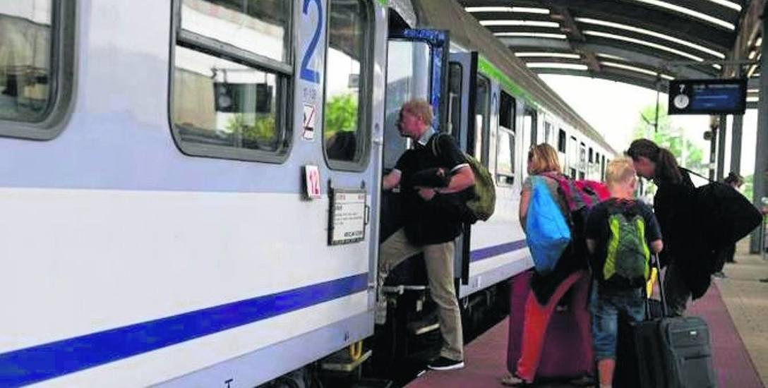 Darmowy pociąg ma być dla Ustronia i Wisły świetnym sposobem na promocję.