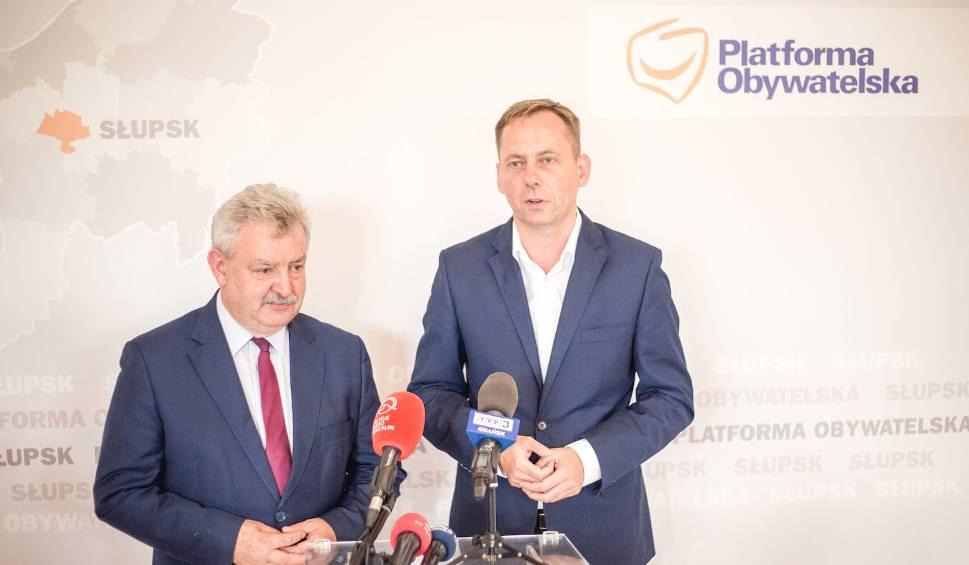 Film do artykułu: Poseł Konwiński awansował na gdyńsko-słupskiej liście Koalicji Obywatelskiej