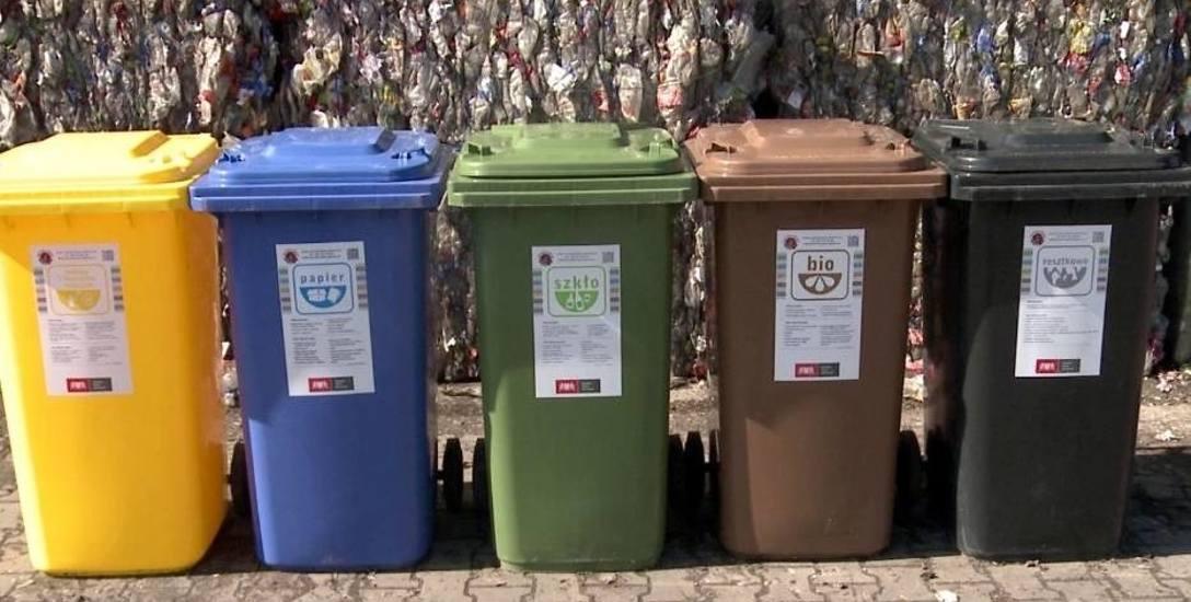 """Zmiana zasad segregowania odpadów wywołała zamieszanie. Ratusz łagodzi podwyżki """"bonusem"""" za kompostowanie"""