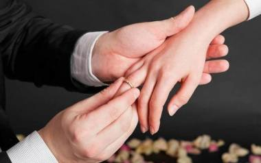 Rośnie liczba ślubów, które są udzielane poza urzędem stanu cywilnego