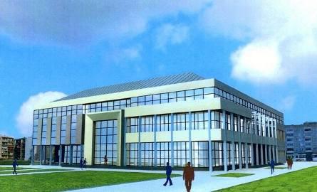 Tak będzie wyglądać biblioteka uniwersytecka w centrum Stalowej Woli.