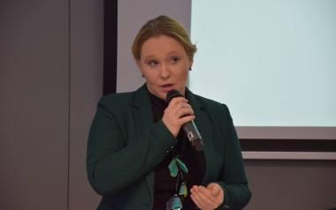 Andżelika Możdżanowska - Sekretarz Stanu w Ministerstwie Inwestycji i Rozwoju