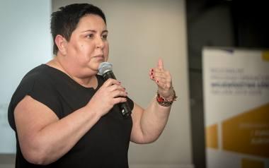 Dorota Wellman w EC1 mówiła o uczeniu się i pracy zespołowej [ZDJĘCIA]