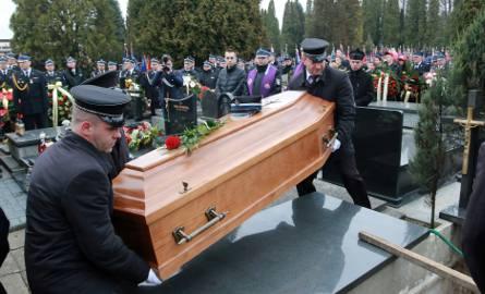 Nowy Sącz. Pogrzeb brygadiera Antoniego Bieniasa [ZDJĘCIA, WIDEO]