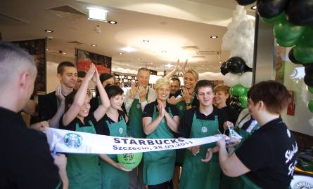 Dla szczecinian kawiarnia Starbucks, to nic nowego. 28 września otwarta została taka w Galerii Kaskada w Szczecinie.