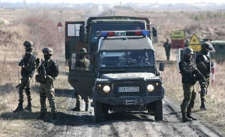 Dziś na nowodębskim poligonie międzynarodowe ćwiczenia z udziałem niemieckich wojsk to codzienność.