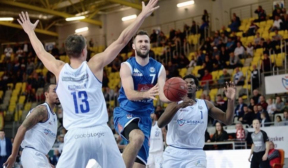 Film do artykułu: Energa Basket Liga: AZS Koszalin - Anwil Włocławek 76:91 [ZDJĘCIA, WIDEO]
