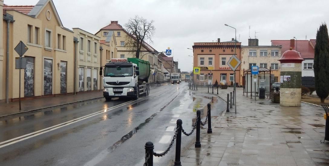 To już ósmy strajk organizowany przez mieszkańców Kargowej w sprawie obwodnicy