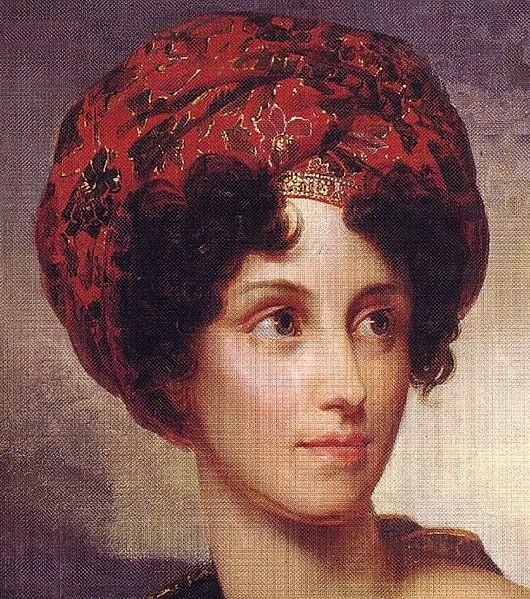 Kto skradł serce księżnej żagańskiej, hrabiny Doroty de Talleyrand-Perigod?