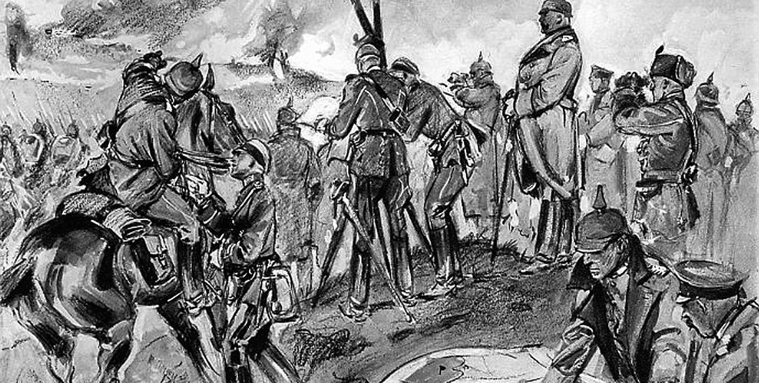 Kołobrzeski pięćdziesiąty czwarty, czyli jednostka, która oblegała Metz i Paryż