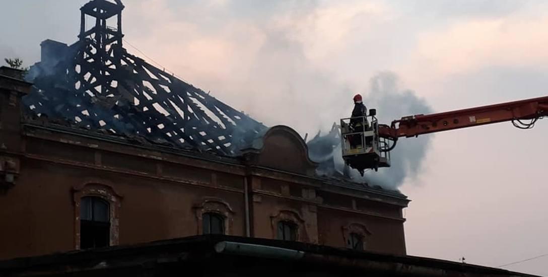 Do pomocy przybyły jednostki OSP Nowe Miasteczko, Bytom Odrzański, Otyń i Przyborów