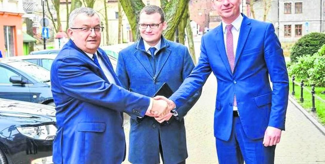Minister spotkał się z samorządowcami