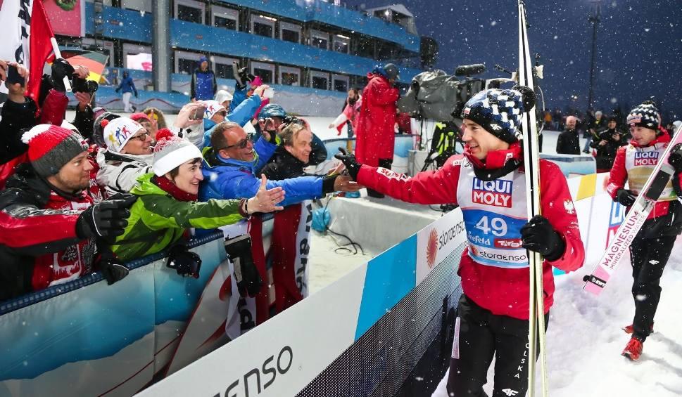 Film do artykułu: Skoki narciarskie MŚ Seefeld 2019. Kamil Stoch: Kiedy uwierzyłem w medal? Nawet nie zacząłem wierzyć