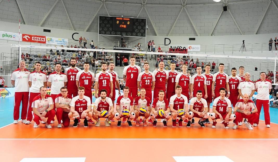 polska kanada siatkówka