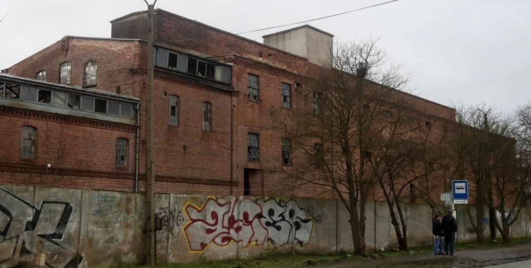 Ostatni taki budynek po dawnej Cukrowni Szczecin. Czy suszarnia zostanie wyburzona?