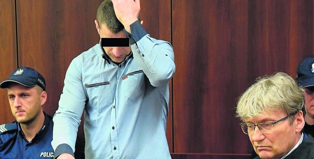 Daniel R. siedzi w areszcie już ponad dwa lata. Posiedzi dłużej, ponieważ sąd odrzucił wczoraj wniosek o uchylenie aresztu tymczasowego.