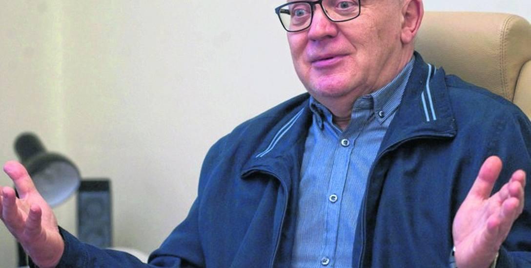 """""""Kolację dla głupca"""" w reżyserii Zdzisława Derebeckiego można zobaczyć w BTD w piątek i sobotę (4 i 5.01) o godz. 19."""