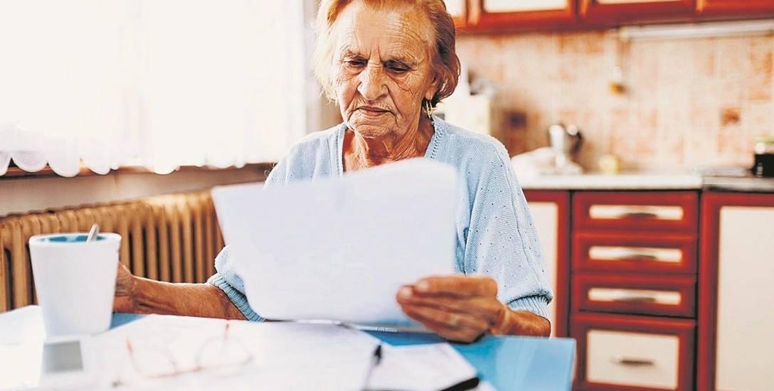 Likwidacja podatku od rent i emerytur ma przynieść ich realną podwyżkę