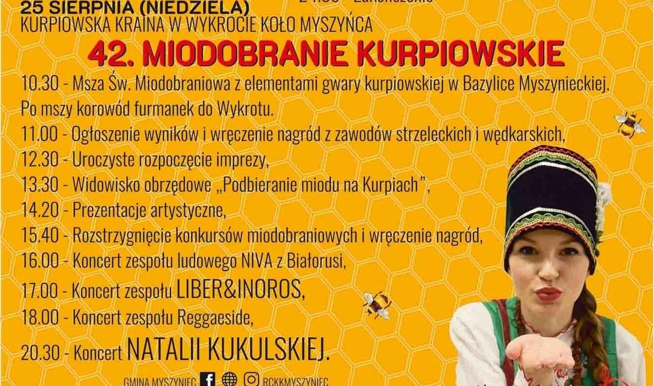 MIODOBRANIE KURPIOWSKIE 2019