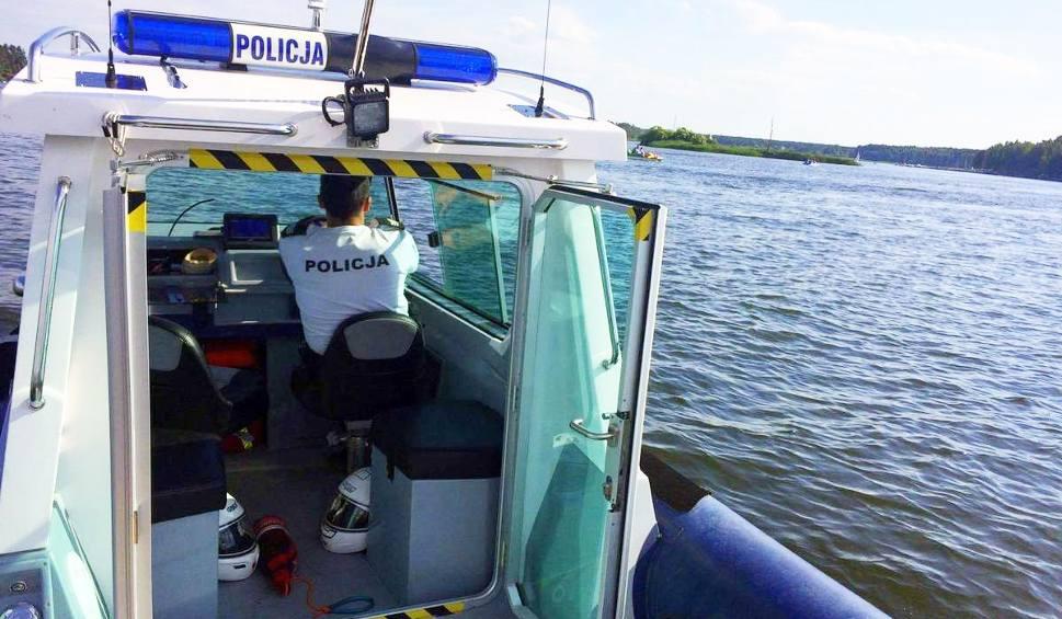 Film do artykułu: Wodny partol czuwa w Pieczyskach [zdjęcia]