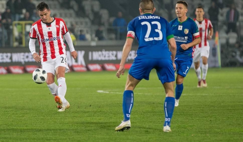 Film do artykułu: Cracovia potrzebuje goli Airama Cabrery, a on znowu jest kontuzjowany